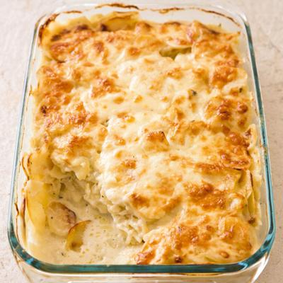 Holiday Scalloped Potatoes America Test Kitchen