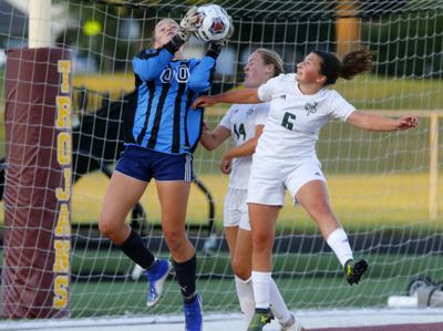 Valparaiso at Chesterton girls soccer (notebook)