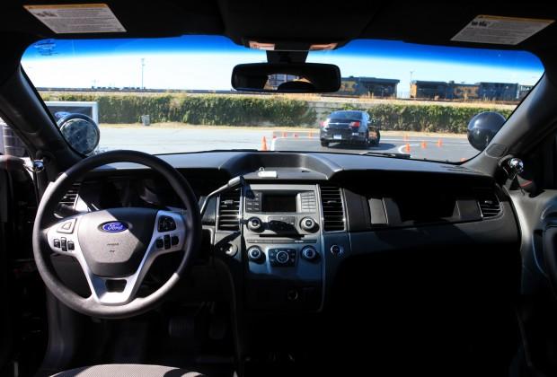 Police Interceptor Nabbing Public Safety Vehicle Attention
