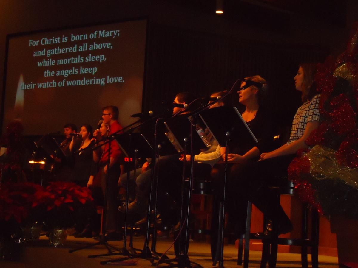 Region Protestant congregations emphasize service to stoke the spirit of the season