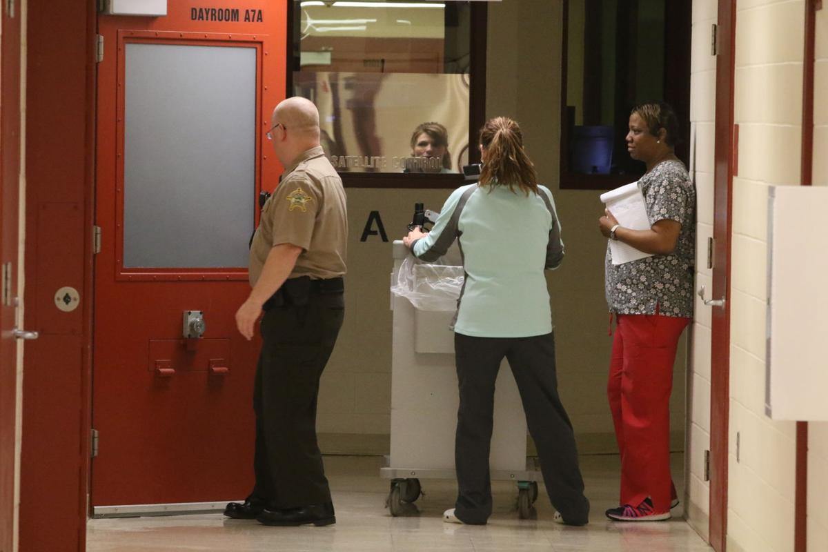Jails Claim Inmates Are Healthier Upon Release Crime And