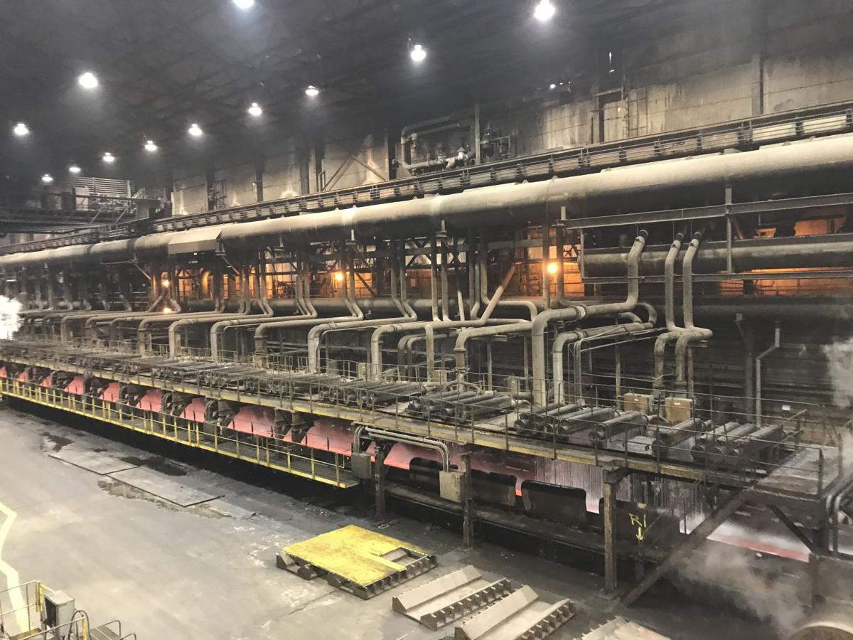 Steel shipments up 3.1 percent this year