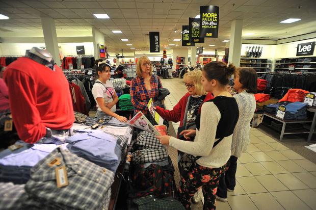 Consumer spending picks up as new stores open