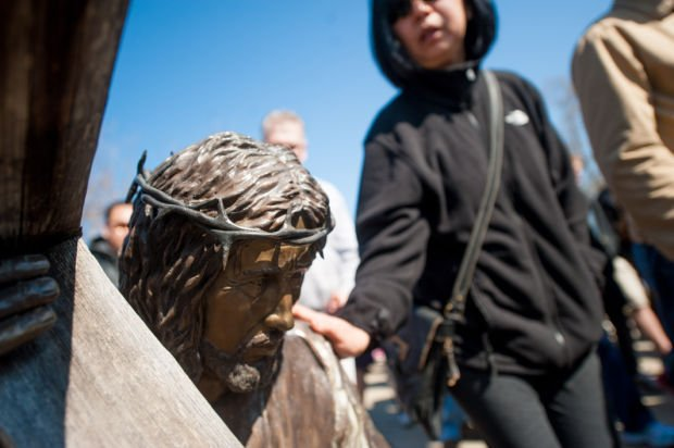 St. John's Global Attraction: Shrine of Christ's Passion shares Jesus' last journey