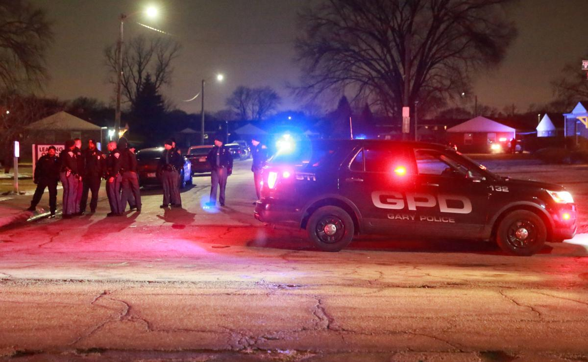 Gary police-involved shooting