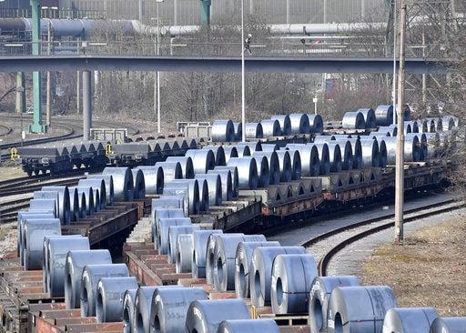 Steel imports grab 20 percent of the U.S. market share