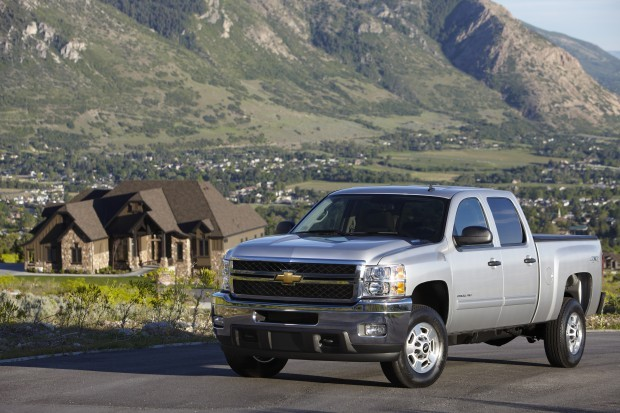 Workhorse of vehicle sales | 2011 Chicago Auto Show