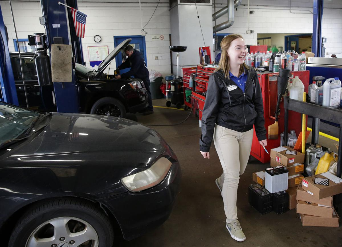 Honda Dealership Indianapolis >> Girl earns spot in USASkills state auto competition ...