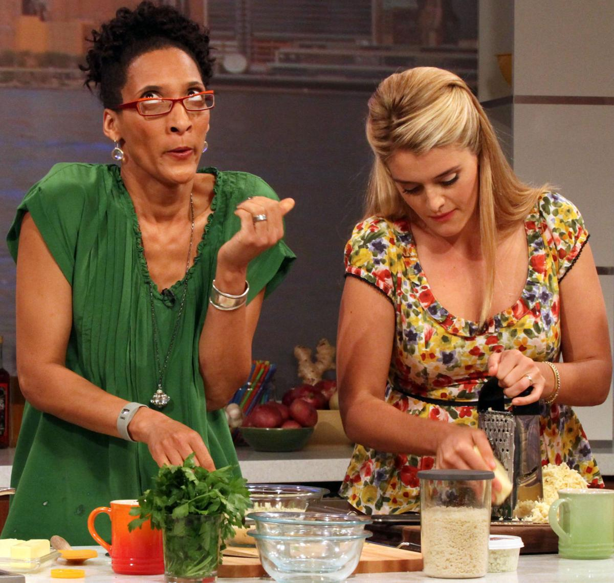 Will Travel For Food: The Chew's Carla Hall Makes It Easy