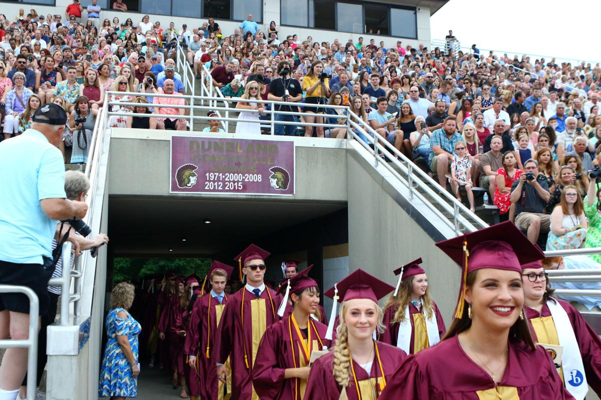 Faces of the Region: Chesterton High School graduation