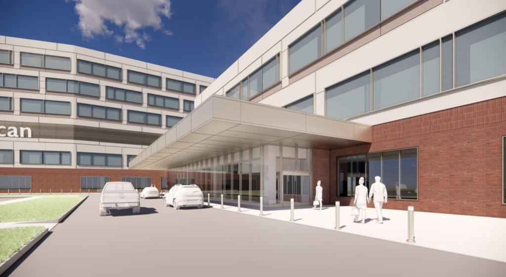 Franciscan Health hospital Crown Point