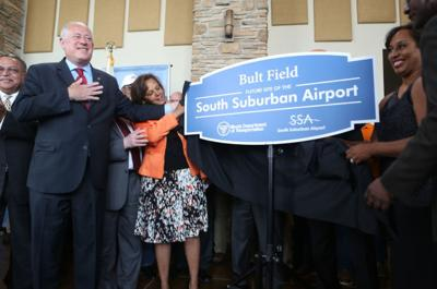 Sept. 23 forum will map airport plans, Quinn says