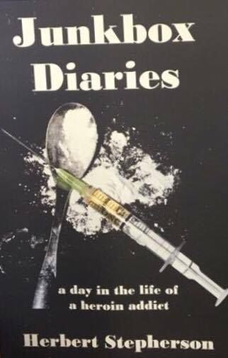 Recovering heroin addict from Valparaiso releases book