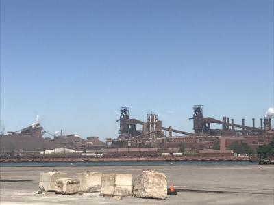 Great Lakes steel production falls by 8,000 tons