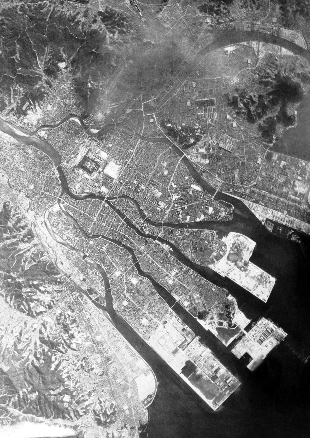 personal stance on the bombing of hiroshima by the united states Hiroshima atomic bomb survivors pass their stories to a new generation  government to dispatch forces abroad to back up the united states military — the war no longer casts the shadow it once.