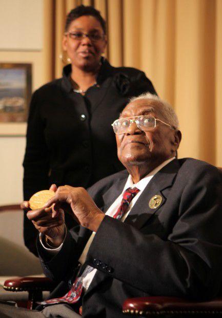 Tuskegee Airman Quentin Smith