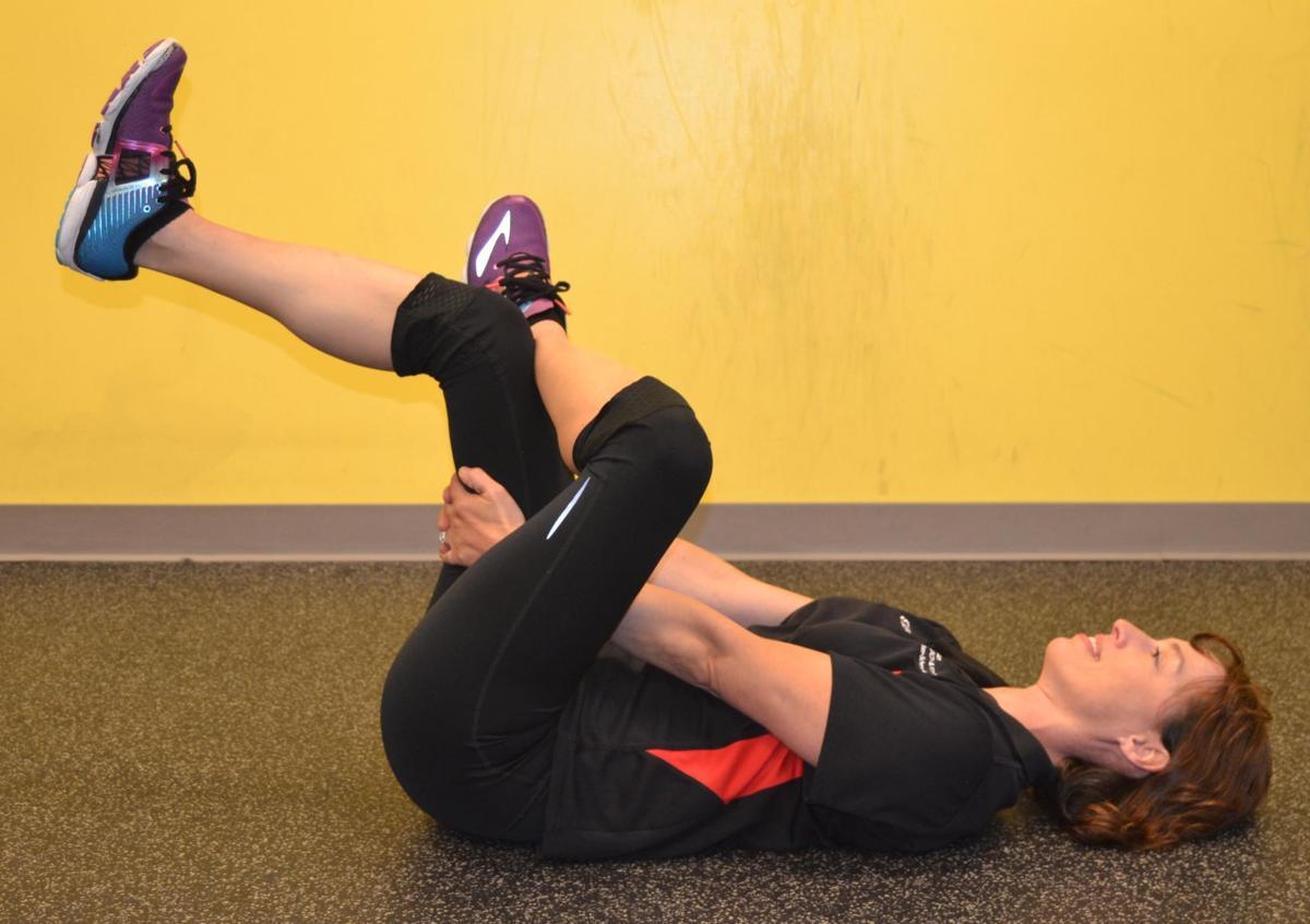 Piriformis/Hip Stretch