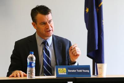 U.S. Sen. Todd Young
