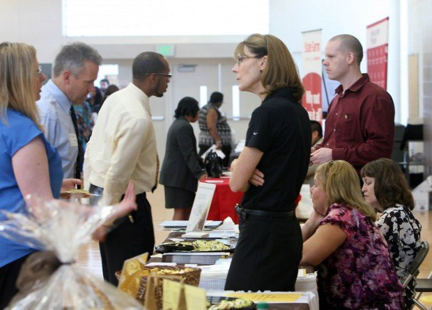 Times Media Co. job fair
