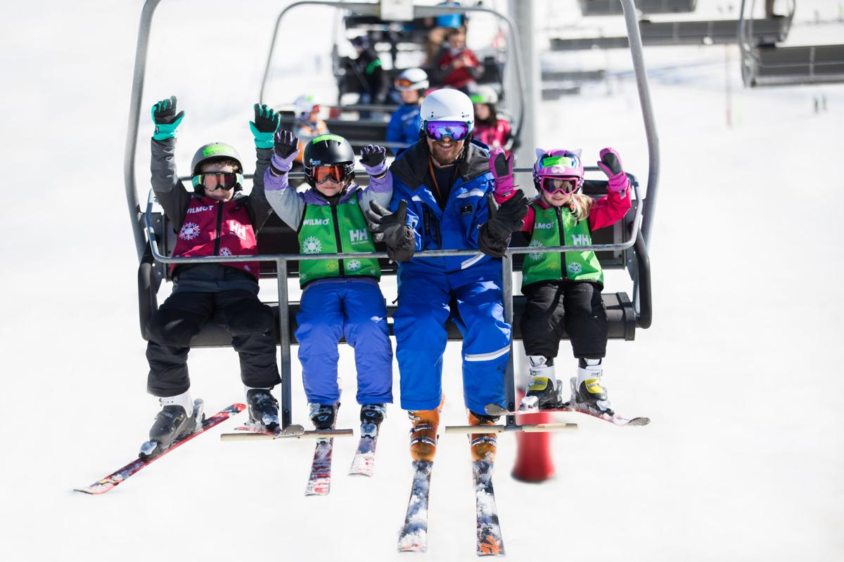 Wilmont Mountain offers winter fun not far from the Region