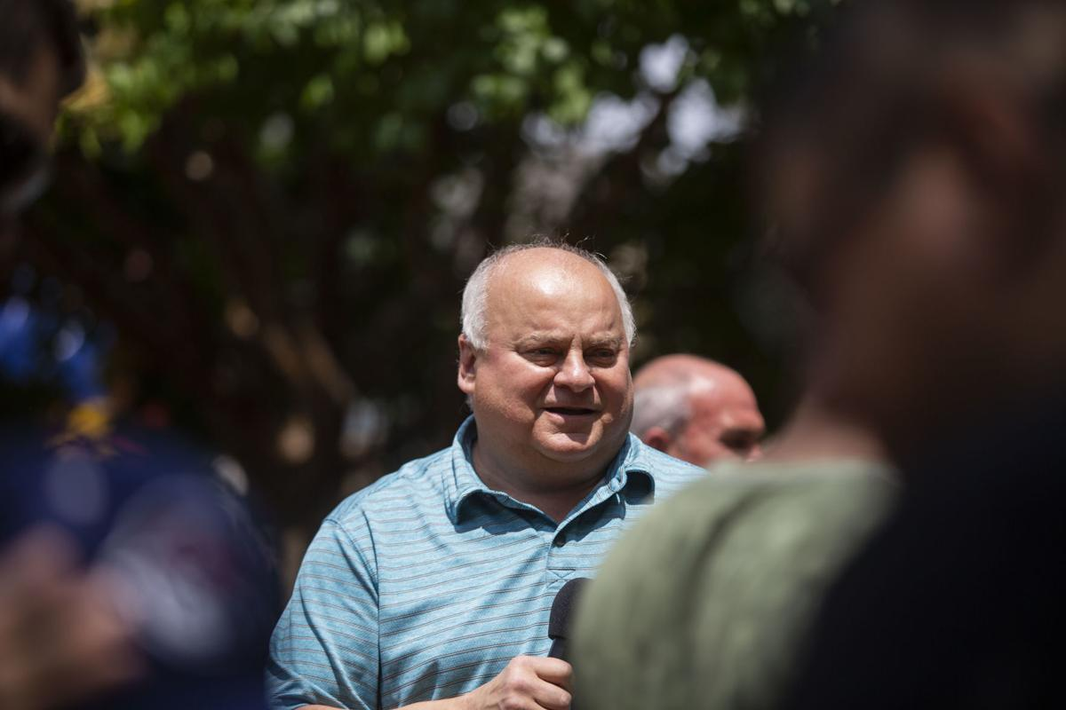 Whiting Mayor Joe Stahura