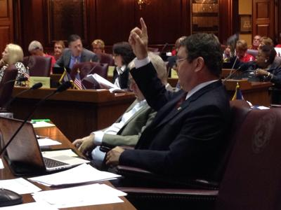 Hoosier Lawmakers Poised To Possibly Recommend Eliminating Handgun