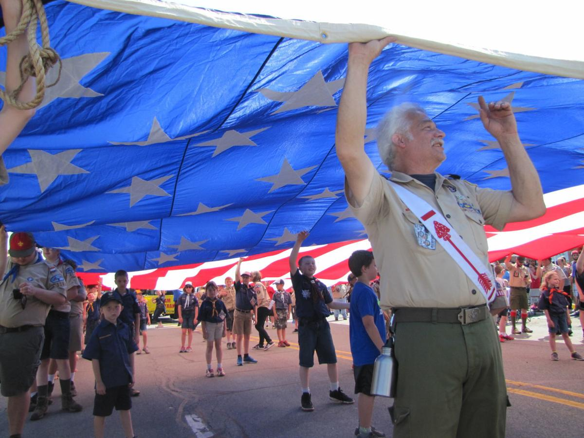 LaPorte Fourth of July parade
