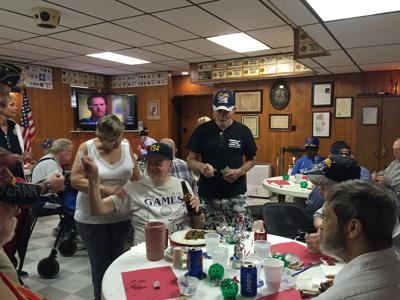 Valpo Legion hosts lunch for Indiana Veterans' Home guests