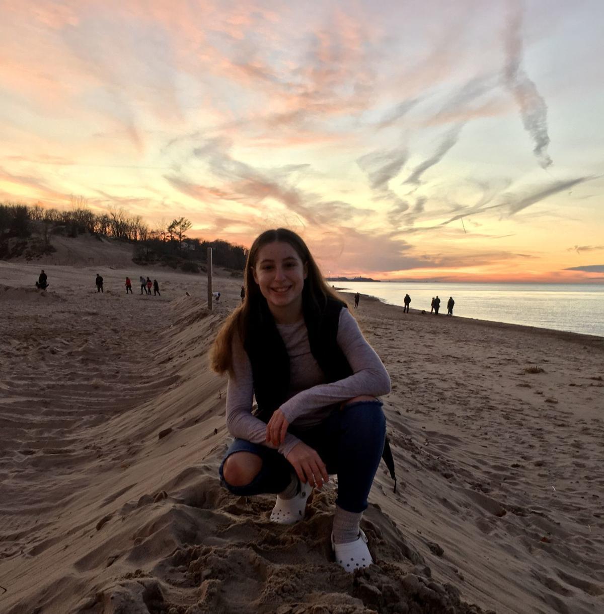 Lauren Romeo -- Hobart (Dunes)