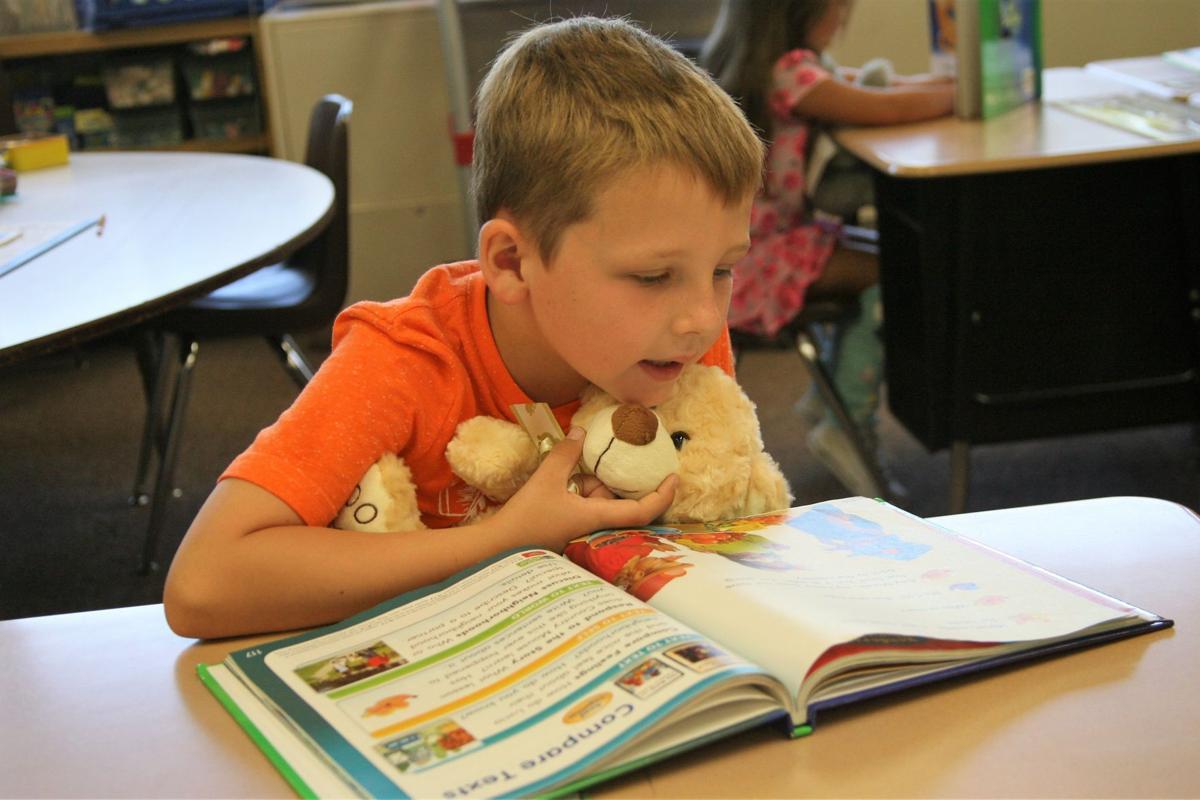 Reading buddies aid comprehension
