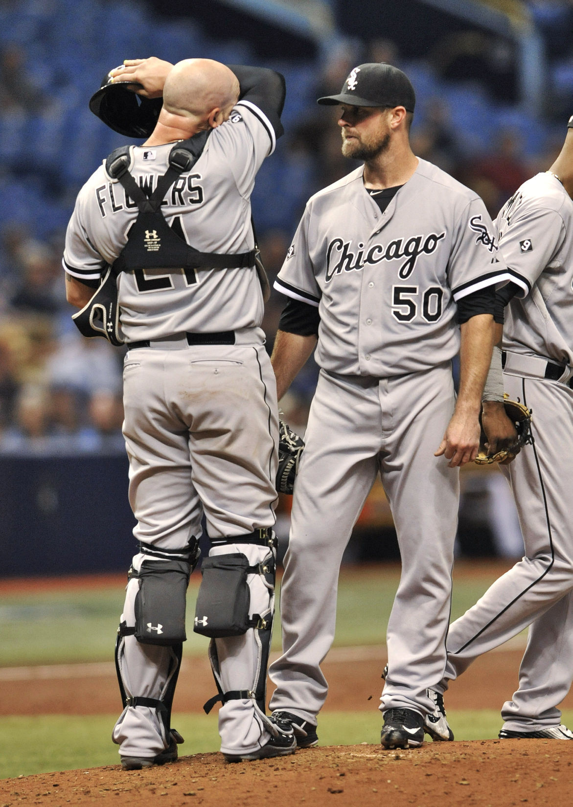 Gallery The Chicago White Sox Play The Tampa Bay Rays June 12