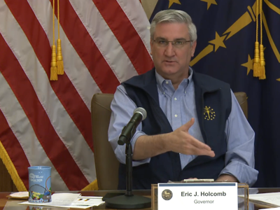 Governor to renew Indiana's stay-at-home order through May 1