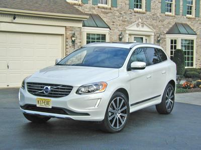 2015 Volvo XC60: Crossover heralds driving efficiency