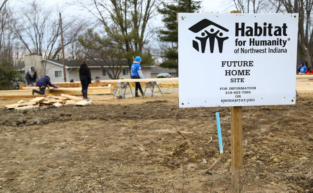 Habitat for Humanity receives $2,000 grant