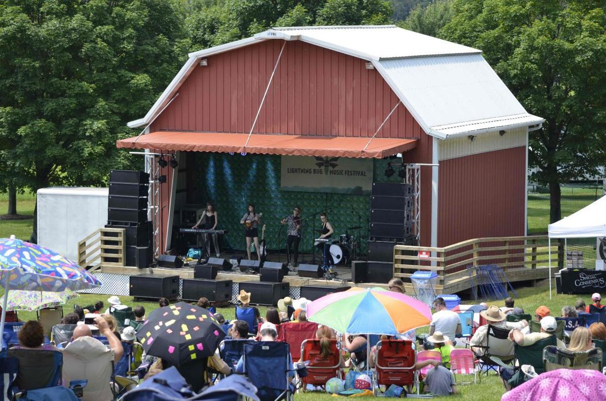 The Del McCoury Band, Leftover Salmon to headline Lightning Bug Festival