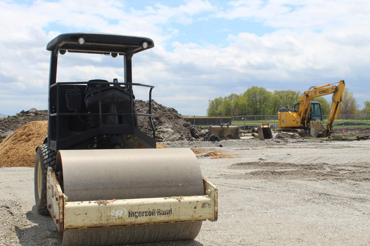 Dyer breaks ground on new fire station