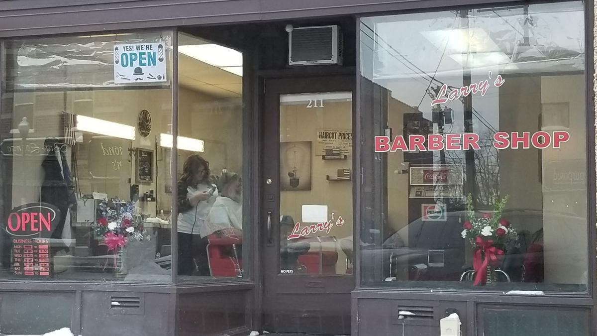 Family member carries on longtime Larry's Barber Shop in downtown Crown Point after Larry's death