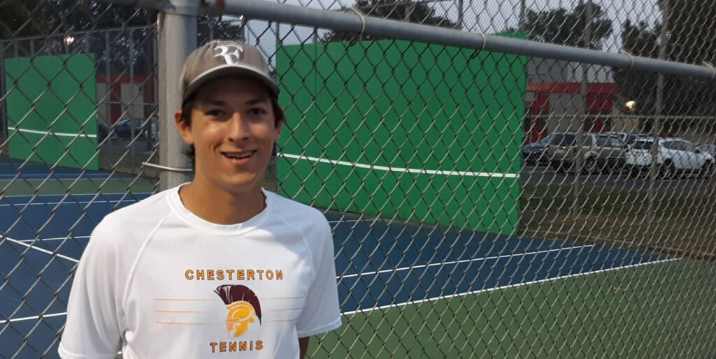 Chesterton Sophomore Rises To Challenge Of Being No 1 Chesterton Trojans Prep Zone Nwitimes Com