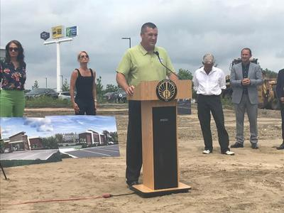Oxbow Landing lands new hotel, office complex and four new restaurants