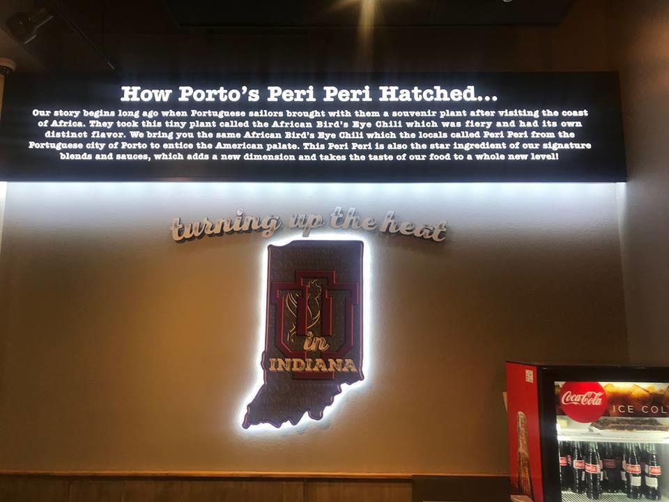 Porto's Peri Peri, Nothing Bundt Cake opening in Shops on Main in Schererville