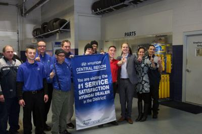 Hyundai Customer Service >> Webb Hyundai Earns Highest Customer Service Satisfaction Index