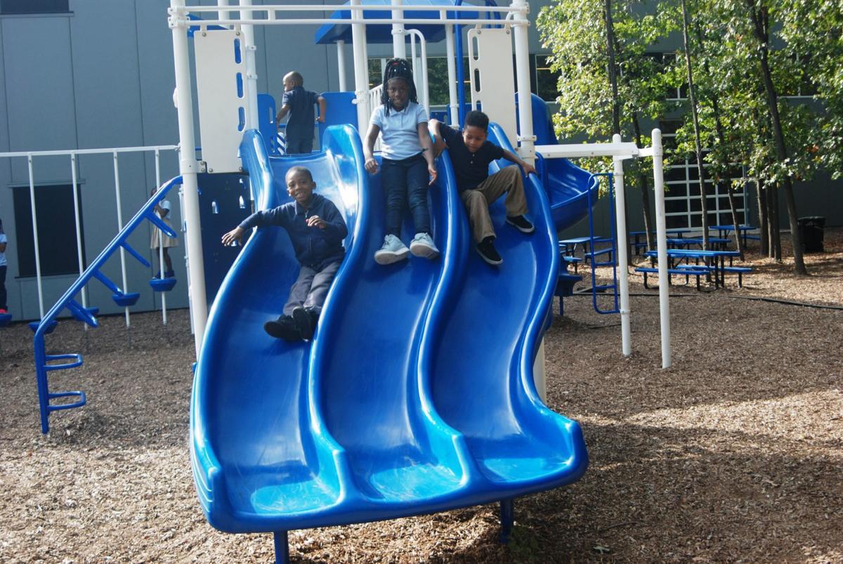Gary-based playground equipment maker Kidstuff Playsystems seeing huge growth