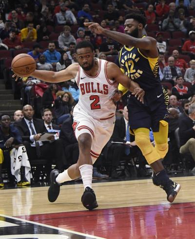 Pacers Bulls Basketball