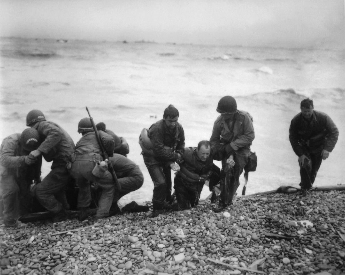 D-Day, Utah Beach