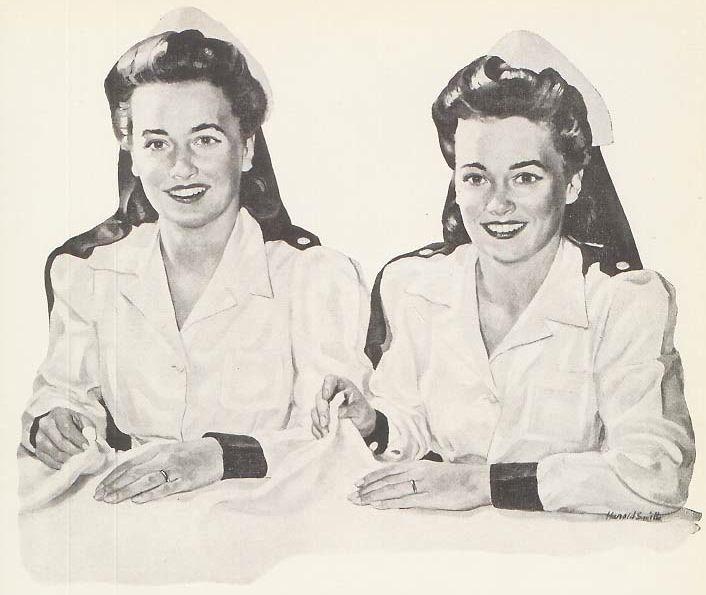 Joan and Jayne Knoerzer