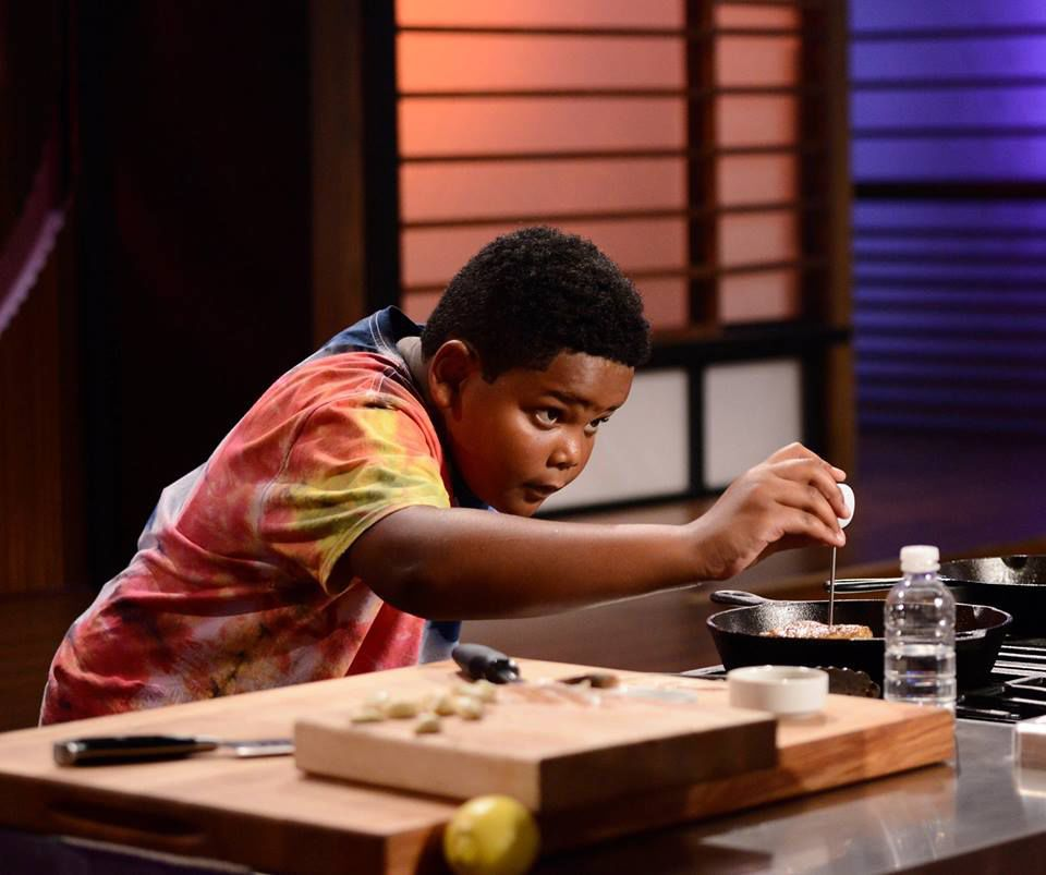 Young Region chef who lost both parents to appear on 'MasterChef Junior'