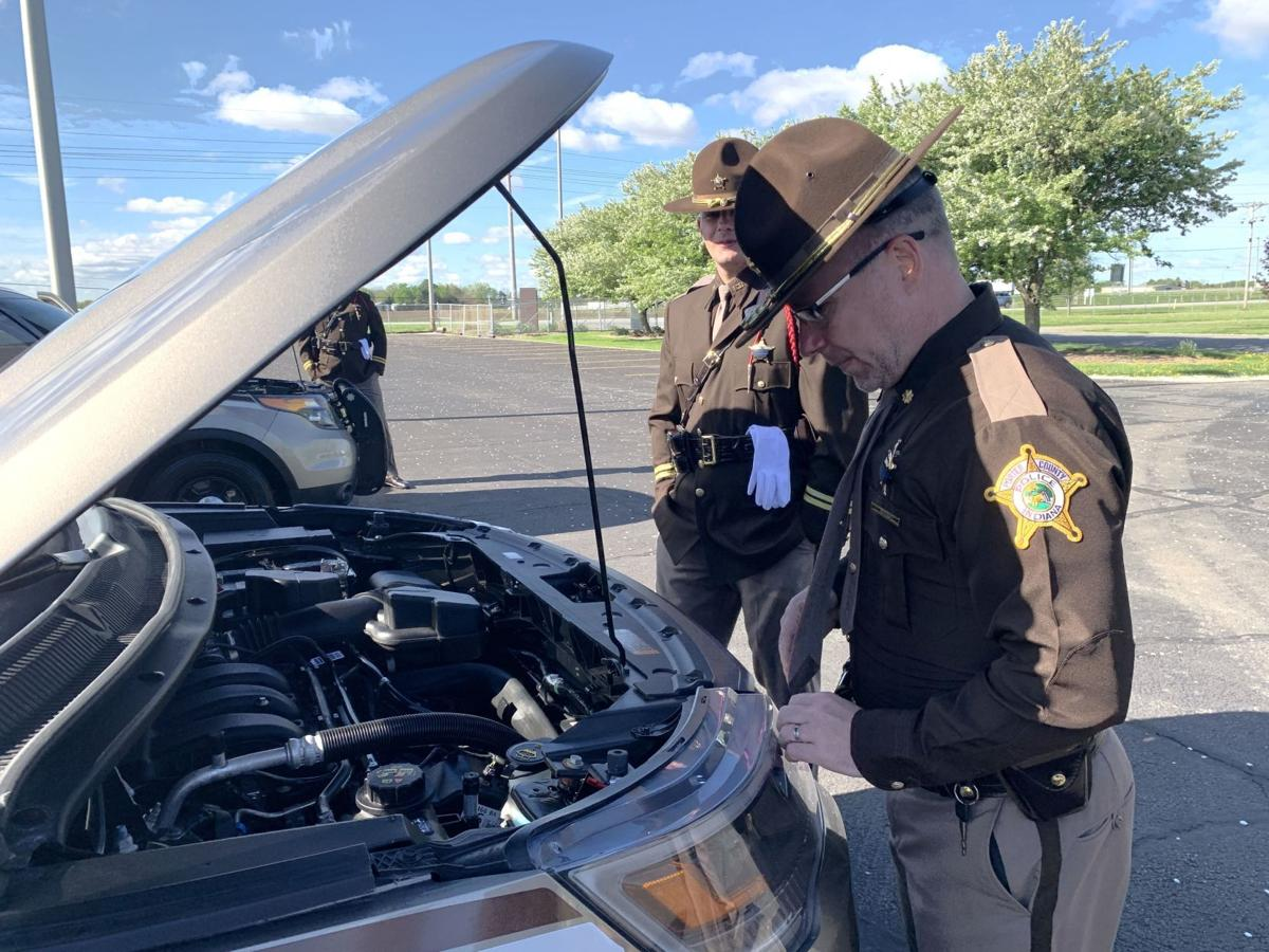 Porter County Sheriff's Department annual inspection