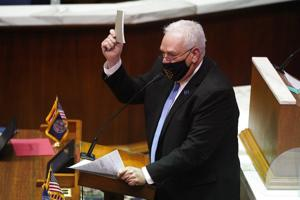 Republicans reject face mask mandate in first debate of new Indiana General Assembly