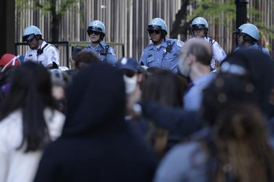 Minneapolis Police Death Protest Chicago