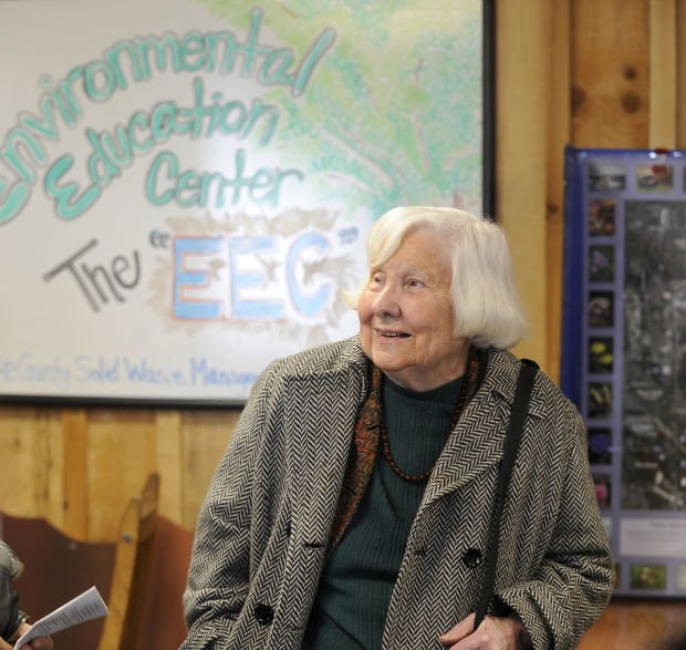 Environmentalist Lee Botts dies at age 91